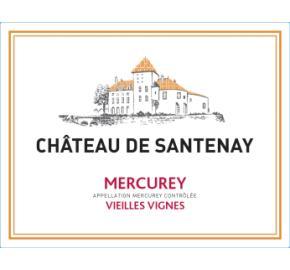 Chateau de Santenay - Mercurey Rouge Vieilles Vignes