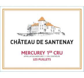 Chateau de Santenay - Mercurey 1er Cru Rouge Les Puillets