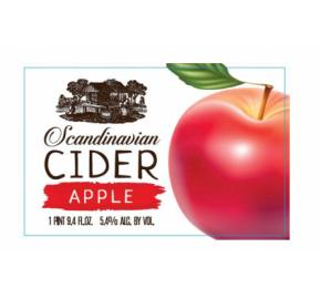 Scandinavian Apple - Cider