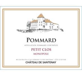 Chateau de Santenay - Pommard Petit Clos - Monopole