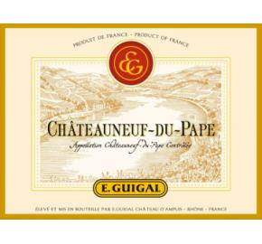 E. Guigal - Chateauneuf du Pape - White
