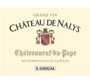 Chateau de Nalys - Chateauneuf Du Pape Rouge