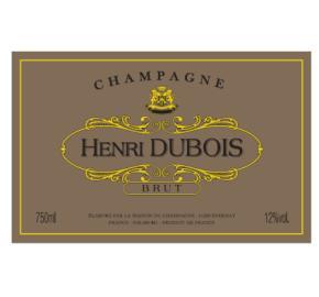 Henri Dubois - Champagne Brut (Gold Label)