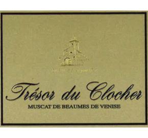 Vieux Clocher- Tresor du Clocher  Beaumes-de-Venise label