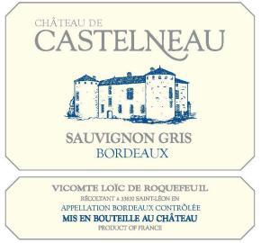 Chateau De Castelneau - Sauvignon Gris