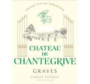 Chateau de Chantegrive - Graves Blanc