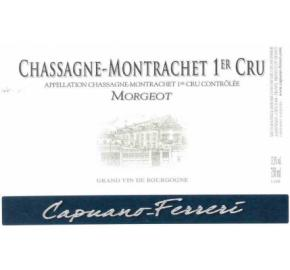 Capuano-Ferreri - Morgeot White