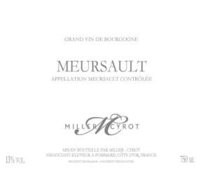 Miller-Cyrot - Meursault White