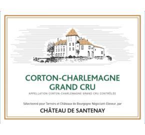 Chateau de Santenay - Corton Charlemagne Grand Cru