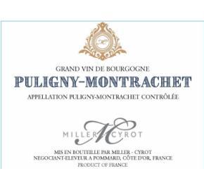Domaine Miller - Cyrot - Puligny Montrachet