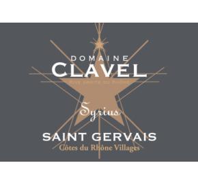 Domaine Clavel Syrius - Cotes du Rhone Village