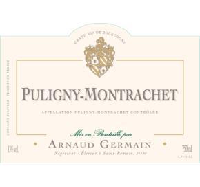 Domaine Arnaud Germain - Puligny Montrachet