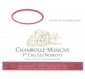 Domaine Roblot-Marchand - Chambolle Musigny 1er Cru - Les Noirots