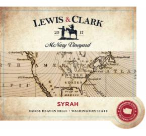 Lewis and Clark - Syrah
