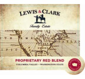 Lewis and Clark - Proprietary Red Blend