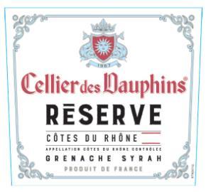 Cellier des Dauphins - Grenache Syrah Reserve