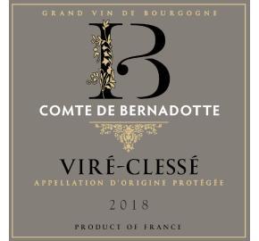 Comte de Bernadotte Vire Clesse