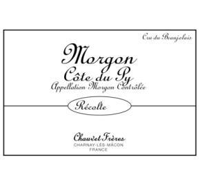 Chauvet Freres - Morgon Cote Du Py