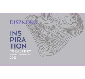 Disznoko - Dry Tokaji - Inspiration label