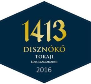 Disznoko Tokaj - 1413 label