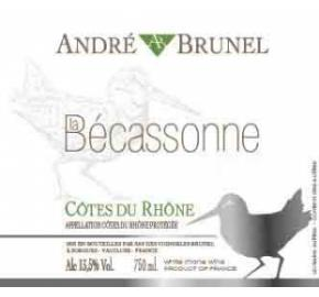 Andre Brunel - Domaine de la Becassonne White