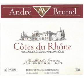 Andre Brunel - CDR Rouge label