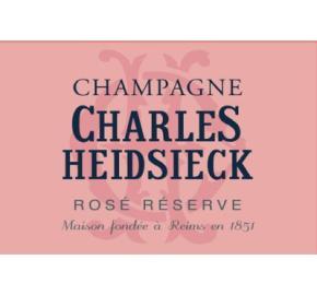 Charles Heidsieck - Rose Reserve