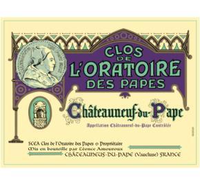 Clos de L'Oratoire des Papes - Blanc
