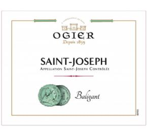 Ogier - Baligant - Saint-Joseph label