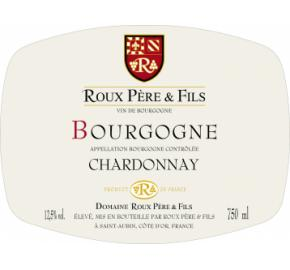 Famille Roux - Bourgogne Chardonnay label