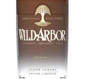 Wild Arbor Cream Liqueur label