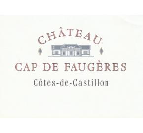 Chateau Cap De Faugères (Ch. Faugères)