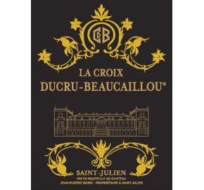 La Croix Ducru Beaucaillou