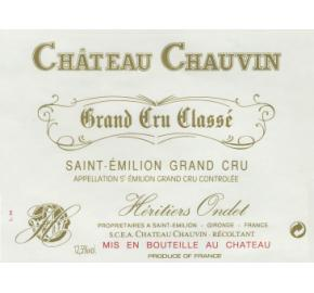 Chateau Chauvin