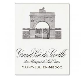 Chateau Leoville Las Cases label