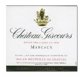 Chateau Giscours label