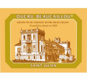 Chateau Ducru-Beaucaillou label