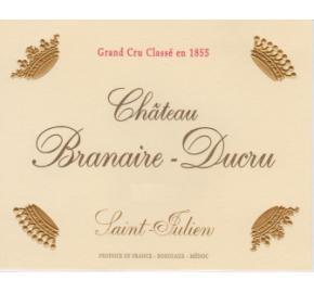 Chateau Branaire-Ducru label
