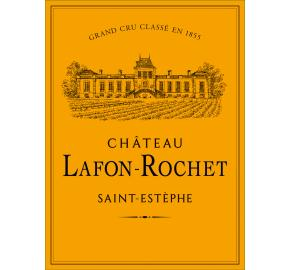 Chateau Lafon-Rochet label