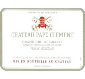 Chateau Pape Clement Blanc