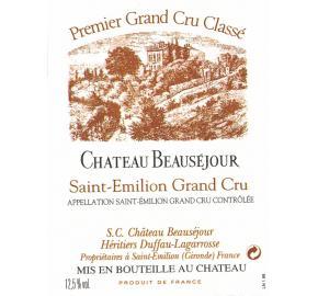 Chateau Beausejour Duffau