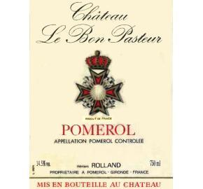 Chateau Le Bon Pasteur