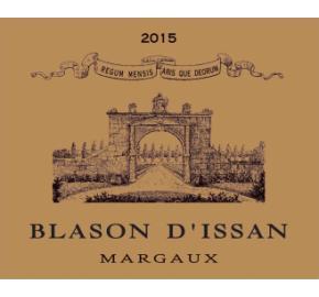 Blason D'Issan