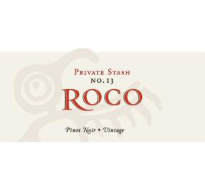 Roco Wine - Private Stash - Pinot Noir label