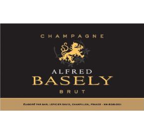 Alfred Basely - Brut label