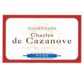 Charles de Cazanove - Brut Rose