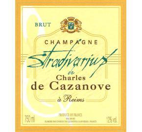 Charles de Cazanove - Brut Stradivarius