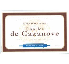 Charles de Cazanove - Brut