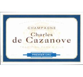 Charles de Cazanove Brut Premier Cru