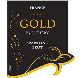 Gold By E. Thery - Sparkling Brut label